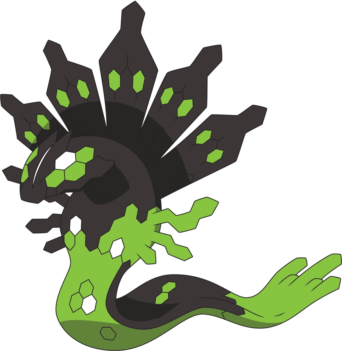 Video: Zygarde Achieves Two Of Its Formes In Pokemon Sun