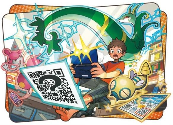Qr Scanner Codes Pokémon Blog