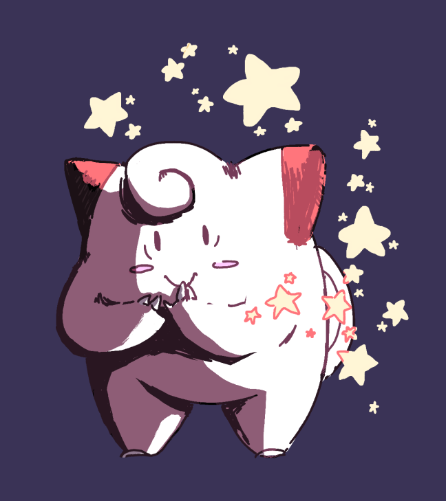 Pokemon Clefairy And Jigglypuff Images