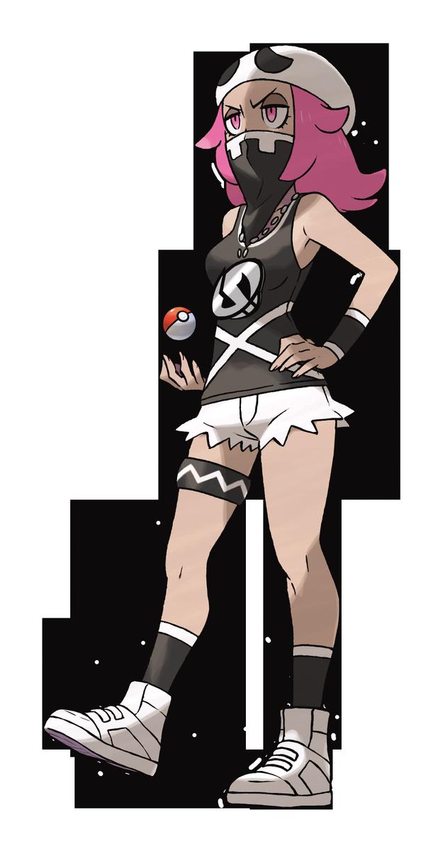 team skull grunt female