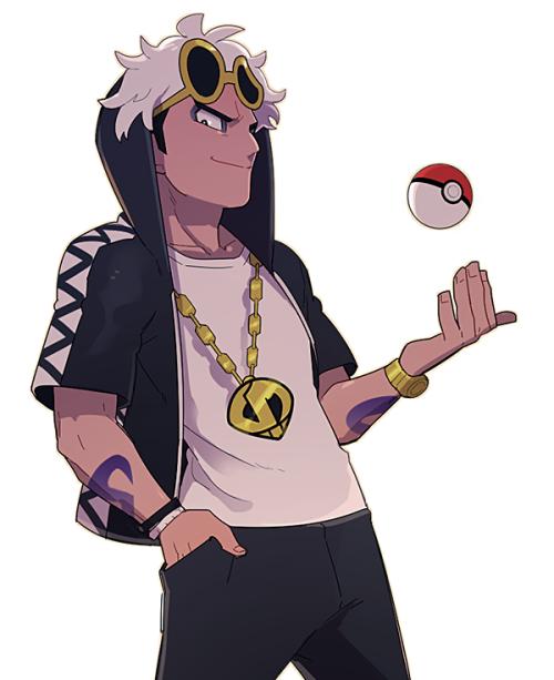 how tall is guzma pokemon