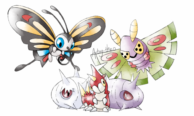 Pondering on which evolution path to take – Pokémon Blog  Pondering on wh...