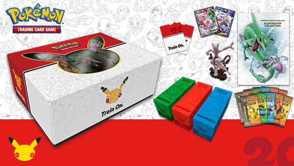mew and mewtwo are featured in the new pokemon tcg super premium