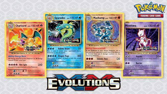 Video learn more about pokemon tcg xy evolutions pok mon blog - Evolution pokemon xy ...