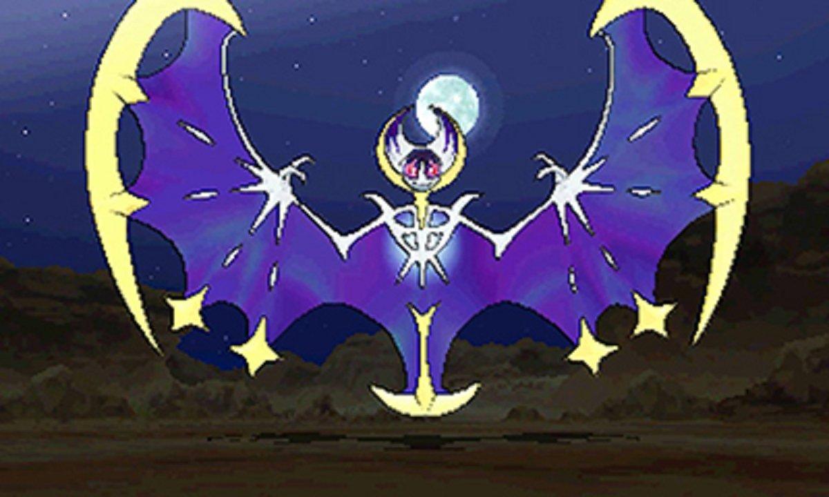 Pokémon Gif Do You Think Lunala Made An Appearance On