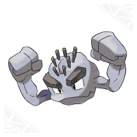 Alolan Geodude now hatching from 7 km Eggs from Pokémon GO friends Gifts