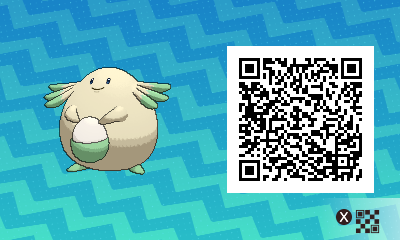 how to get more qr code patterns pokemon sun