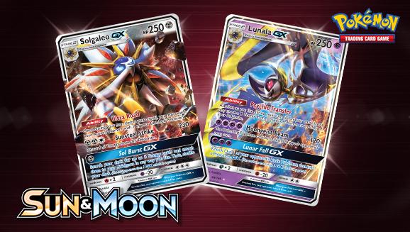 harness the power of the Legendary Pokémon in Pokémon TCG ...
