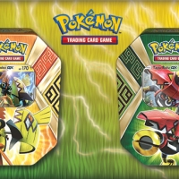 All Pokémon TCG tins are 50 percent off on Black Friday 2017 at Target