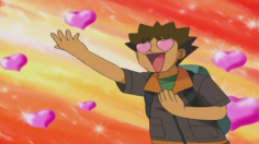 brock_trying_to_contain_his_heart_in_pokemon