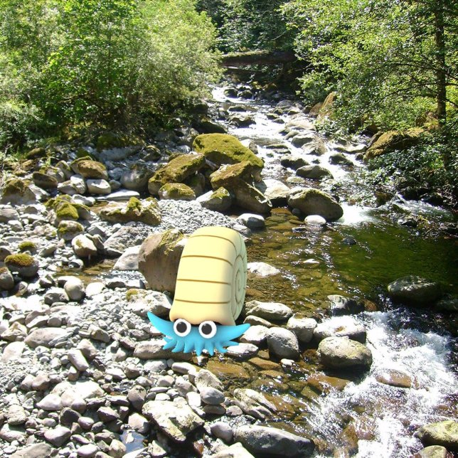 pokemon_go_screenshot_of_omanyte_in_the_wild
