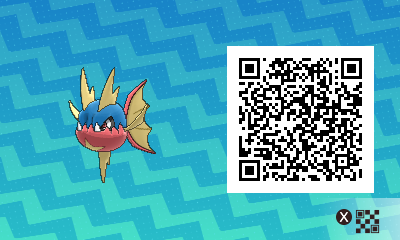 Pok 233 Mon Sun And Moon Qr Scanner Codes For Dhelmise