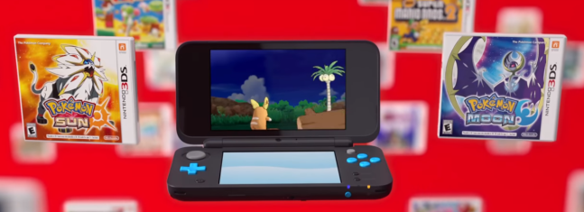 Nintendo unveils the official launch trailer for new for Housse 2ds xl pokemon