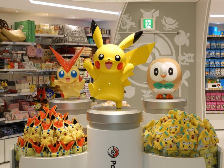 First Pictures Emerge From The Revamped Pokemon Center In Tohoku Japan Blog