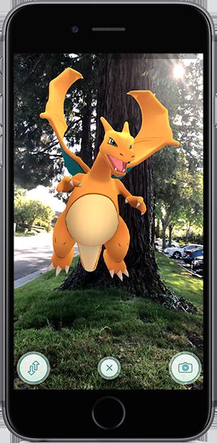 Pokémon GO improved AR Encounter mode via Apple's ARKit tech demo