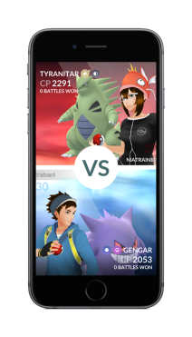 pokemon_go_screenshot_of_gym_battle_tyranitar_vs_gengar