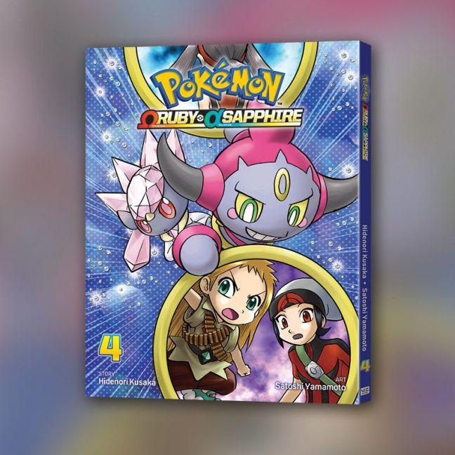 Pokémon Omega Ruby and Alpha Sapphire manga – Pokémon Blog