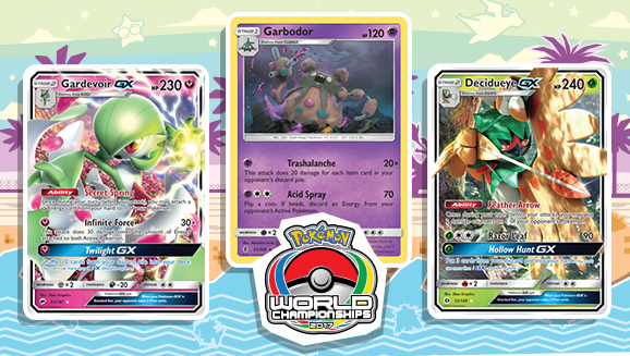 Powerful Tcg Decks To Watch For At The 2017 Pok 233 Mon World Championships Pok 233 Mon Blog