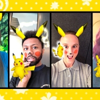 Snapchat celebrates Pokémon Ultra Sun and Ultra Moon with special lens featuring Pikachu, Pichu and Alolan Raichu