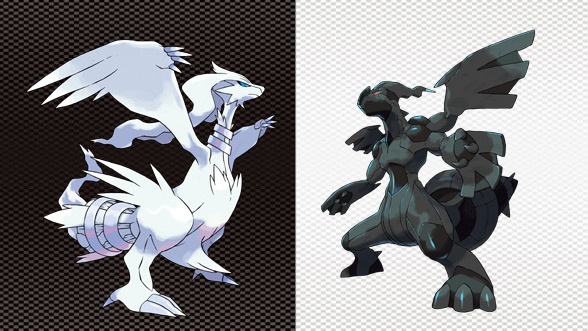 Legendary Pokémon Distributions For Zekrom And Reshiram Available
