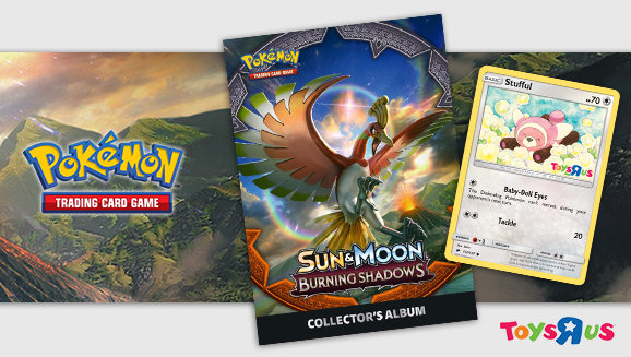 Pokemon card events toys r us