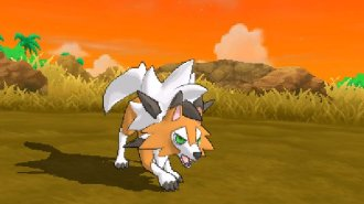 pokemon_ultra_sun_and_ultra_moon_screenshot_of_dusk_form_lycanroc_attack_stance