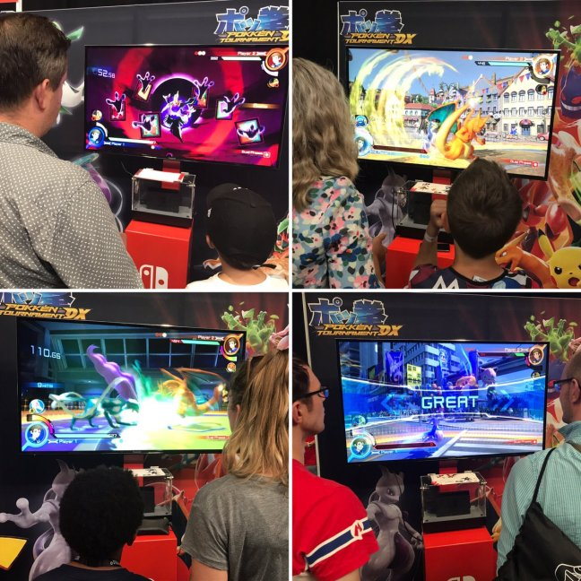 nintendo hosts pokkén tournament dx competition at insomnia gaming
