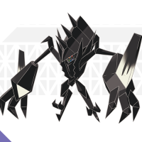 Official artwork, screenshots and info on Necrozma in Pokémon Ultra Sun and Ultra Moon