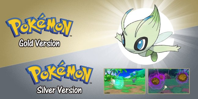 Image result for Pokemon Gold and Silver 3DS Themes
