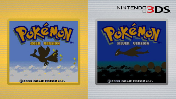 Nintendo 3ds Pokemon Games : Pokémon crystal and multiple other pokémon games reappear on the