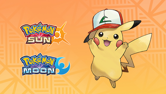 All Pokemon Sun And Moon Players Can Receive Original Cap Pikachu Using The Code PIKACHUM20 This Special Is Wearing A Hat In Style Of Ashs