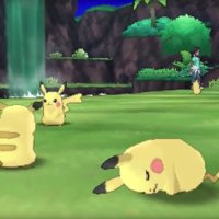 Pokémon Ultra Sun and Ultra Moon feature a new valley of Pikachu area