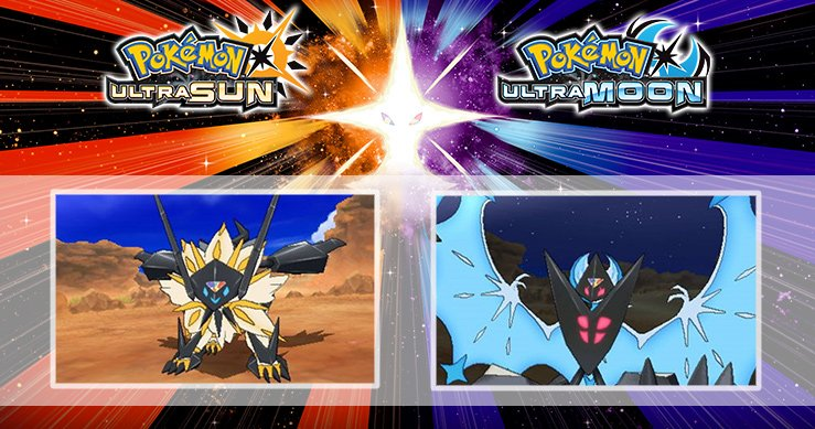 Official New Details On Pok 233 Mon Ultra Sun And Ultra Sun