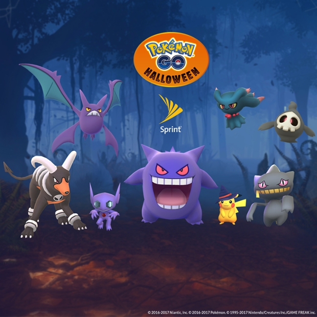 Pokémon GO Halloween 2017 – Pokémon Blog