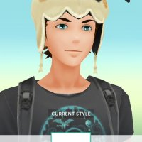 Pokémon GO screenshot of the new Mimikyu Disguise Hat
