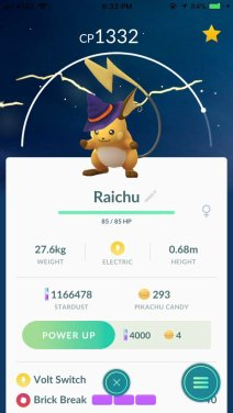 pokemon_go_screenshot_of_spooky_hat_raichu_for_halloween_2017