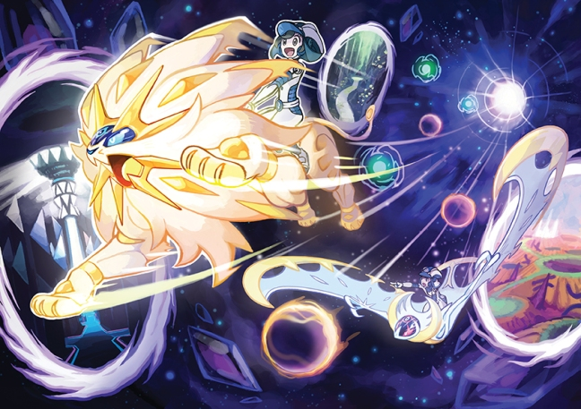 how to get solgaleo in ultra moon