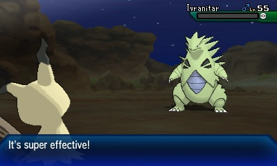 pokemon_ultra_sun_and_ultra_moon_screenshot_of_mimikyu_super_effective_z_move_lets_snuggle_forever_against_tyranitar