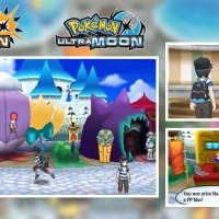 Everything you can do at the Festival Plaza in Pokémon Ultra Sun and Ultra Moon