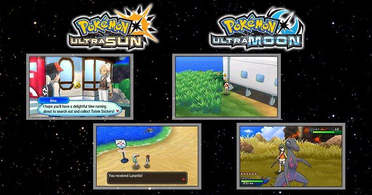 Huge totem-like Pokémon join your party via new Totem Stickers in Pokémon Ultra  Sun and Ultra Moon – Pokémon Blog