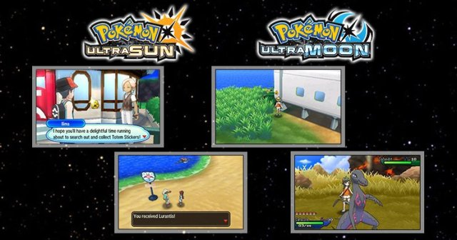 All Totem Sticker locations in Pokémon Ultra Sun and Ultra Moon – Pokémon  Blog