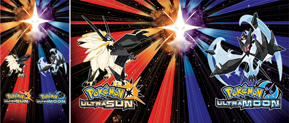 My Nintendo Celebrates Pokémon Ultra Sun And Ultra Moon With New