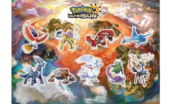 legendary pokémon distributions for thundurus and tornadus available