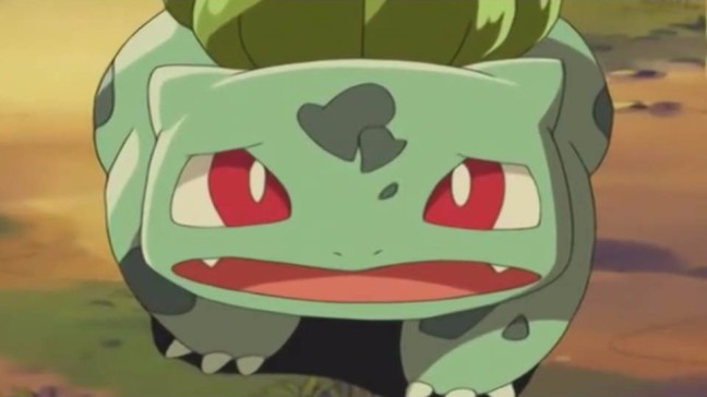 new pokémon snapchat lens features bulbasaur and razor leaf for