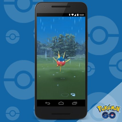 official_pokemon_go_screenshot_of_wild_carvanha_in_rainy_weather
