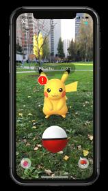 pokemon_go_arplus_screenshot_of_encountering_pikachu_with_high_awareness_iphone_x