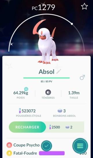 pokemon_go_screenshot_of_shiny_absol_profile