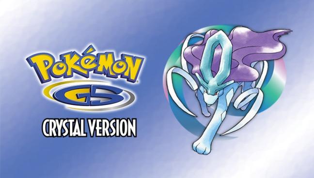 Resultado de imagem para pokemon crystal virtual console
