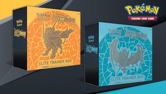 New Elite Trainer Box Features Pok 233 Mon Tcg Sun Amp Moon Ultra Prism Pok 233 Mon Blog