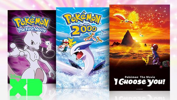 Disney Xd Montage : Video walk down memory lane with the official pokémon